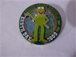 Disney Trading Pin  68460 Earth Day 2009 Kermit the Frog