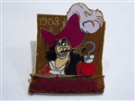 Disney Trading Pins Countdown to the Millennium Series #86 (Captain Hook 1953)