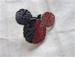 Mickey Head Red & Blue (Dark)