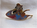 Disney Trading Pin 69765: Aladdin Boster Collection - 4 Pins (Abu & Magic Carpet ONLY)