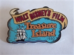 Disney Trading Pin 702: DS - Countdown to the Millennium Series #51 (Treasure Island)