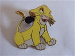 Disney Trading Pin 7027: Lion King - Simba with Floppy Ears