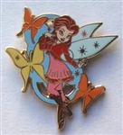 Disney Trading Pins Tinker Bell and the Lost Treasure Booster Set - Rosetta