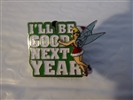 Disney Trading Pins  73219 Tinker Bell - I'll Be Good Next Year