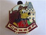 Disney Trading Pin Epcot World Showcase - Pluto at the Canada Pavilion