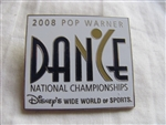 Disney Trading Pins 74167: WDW - 2008 Pop Warner Dance National Championships