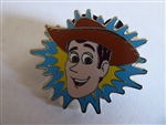 Disney Trading Pins 74211: 2010 Mini-Pin Collection - Woody Only