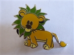 Disney Trading Pin Mini-Pin Collection - Cute Disney Animals - Simba