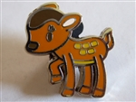 Disney Trading Pin Mini-Pin Collection - Cute Disney Animals - Bambi