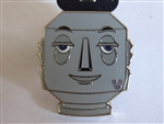 Disney Trading Pins 2010 Hidden Mickey Series - Past Attractions - Butler Robot