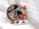 Disney Trading Pin 76545: Walt's Classic Collection - Make Mine Music - Peter and the Wolf