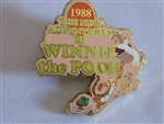 Disney Trading Pin 7682 100 Years of Dreams #42 New Adventures of Winnie the Pooh