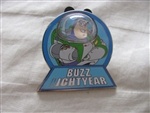 Disney Trading Pin 77732 Disney-Pixar's Toy Story 3 - Reveal/Conceal Mystery Collection - Buzz Lightyear ONLY