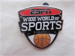 Disney Trading Pin 77759 WDW - Starter Set - ESPN Wide World of Sports Complex - Basketball Only