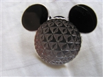 Disney Trading Pin 78582: WDW - Mickey Mouse Icon - Spaceship Earth