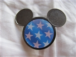 Disney Trading Pins 8046: DS - Lenticular Flag - Mickey Mouse Icon