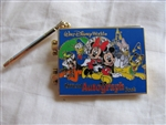 Disney Trading Pin 82068: WDW - Walt Disney World - Autograph Book
