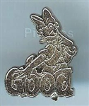 Disney Trading Pin 82813: WDW - 2011 Hidden Mickey Series - Good Collection - Daisy Duck (CHASER)