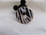 Disney Trading Pin 83928 WDW - Animal Kingdom LE 2000 4-pin Set - 0 'zebra' only