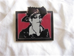 Disney Trading Pin 84424: Pirates of the Caribbean: On Stranger Tides Reveal/Conceal Mystery Collection - Pirate with Red Background Only