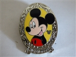 Disney Trading Pins 2011 Hidden Mickey Series - Character Frames - Mickey Mouse