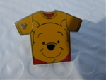 2011 Hidden Mickey Series - T-Shirt Collection - Pooh