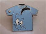 Disney Trading Pin WDW - 2011 Hidden Mickey Series - T-Shirt Collection - Genie