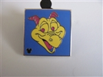 Disney Trading Pin WDW Hidden Mickey 2011 Figment # 2