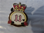 Disney Trading Pins United Kingdom Collection - Rose & Crown Pub