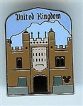 Disney Trading Pins United Kingdom Collection - Hampton Court Palace
