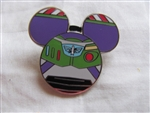 Disney Trading Pins 86552: Mickey Mouse Icon Mystery Pouch - Buzz Lightyear