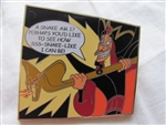 Disney Trading Pin 87520: Villains comic book mystery pins Jafar only
