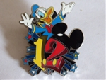 Disney Trading Pins 2012 - Donald