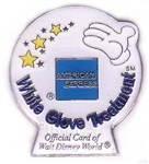 Disney Trading Pins American Express White Glove Treatment