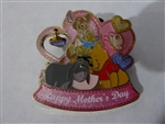 Disney Trading Pin   89692 Happy Mother's Day 2012 - Winnie the Pooh and Friends