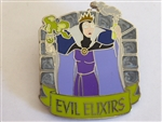 Disney Trading Pin 90540 WDW - Mickey's Circus - Mystery Collection - Sinister Sideshows - Evil Queen Only