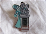Disney Trading Pin 90619: WDW - Magic Kingdom's Haunted Mansion Graveyard Mystery Set - the Twin's Wellington & Forsythia