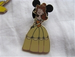 Disney Trading Pin 92900: Kids Dressed as Princesses - Belle ONLY