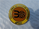 Disney Trading Pin 92955 Epcot 30th Anniversary – Celebrating 30 Years of Discovery