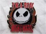 Disney Trading Pin 92960: Nightmare Before Christmas - I'm A Real Nightmare