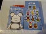 Disney Trading Pins 93727 Vinylmation Mystery Pin Collection - Park 10