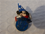 Disney Trading Pins 93920: 2013 Mini-Pin Set - Sorcerer Mickey Mouse ONLY