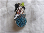 Disney Trading Pins 93921: 2013 Mini-Pin Set - Goofy ONLY