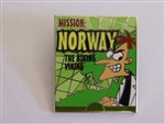 Disney Trading Pins  94120: WDW - Agent P's World Showcase Adventure Mystery Collection - Dr. Doofenshmirtz Norway ONLY