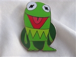 Disney Trading Pin 95004: Vinylmation Mystery Pin Collection - Popcorns - Kermit ONLY