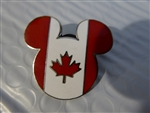 Epcot World Showcase - Mickey Head & Ears (Canada)