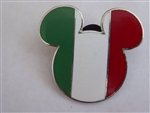 Disney Trading Pin 956: Epcot World Showcase - Mickey Head & Ears (Italy)