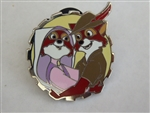 Disney Trading Pin 95857: Disney Couples - Mystery Pack - Robin Hood and Maid Marian ONLY