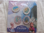 Disney Trading Pins  97851: Booster Collection - Disney's Frozen