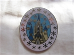 Disney Trading Pin 97855: Booster Collection - Disney's Frozen - The Arendelle Kingdom ONLY